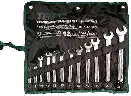 Set 12 chei combinate - 6-24mm (INDUSTRIAL)