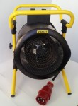 INCALZITOR INDUSTRIAL ELECTRIC 400V 2500/5000W STANLEY