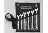 Set chei combinate, 6 piese, 10-17 mm   Stanley